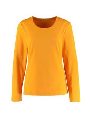 Deerberg Jersey-Shirt Cora sonnenblume