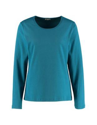 Deerberg Jersey-Shirt Cora malachit