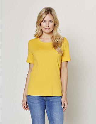Deerberg Jersey-T-Shirt Feli ringelblume