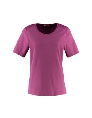 Deerberg Jersey-T-Shirt Feli rhododendron