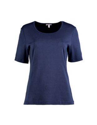 Deerberg Jersey-T-Shirt Feli marine
