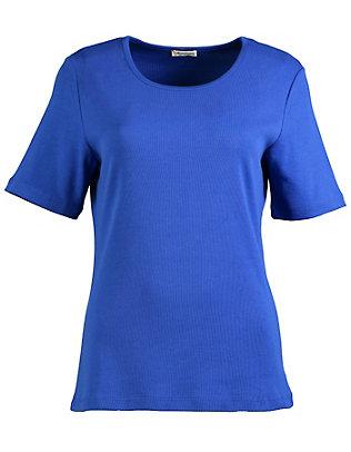 Deerberg Jersey-T-Shirt Feli königsblau