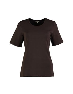 Deerberg Jersey-T-Shirt Feli zartbitter