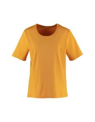 Deerberg Jersey-T-Shirt Feli sonnenblume