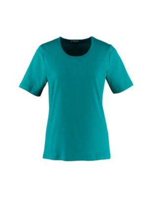 Deerberg Jersey-T-Shirt Feli malachit