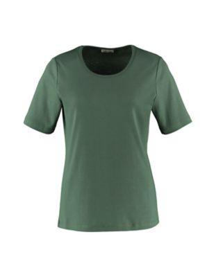 Deerberg Jersey-T-Shirt Feli algengrün