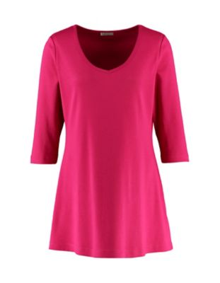Deerberg Jersey-Shirt Josi dahlie