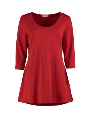 Deerberg Jersey-Shirt Josi rot