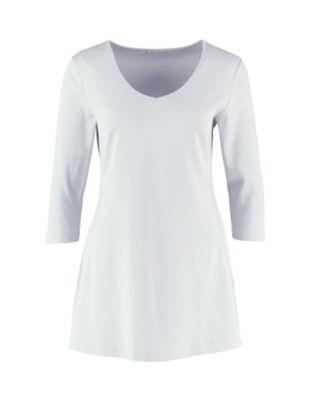Deerberg Jersey-Shirt Josi perlgrau