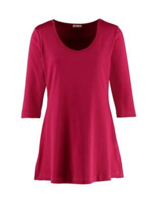 Deerberg Jersey-Shirt Josi schwertlilie