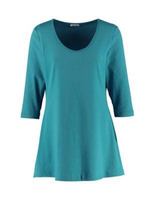 Deerberg Jersey-Shirt Josi malachit