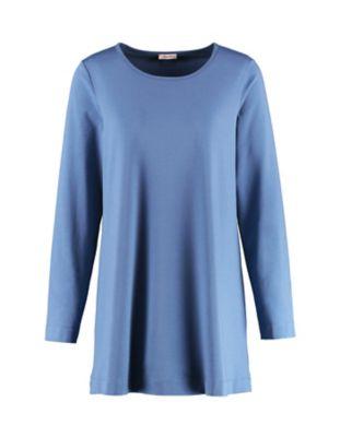 Deerberg Jersey-Shirt Pelin delfterblau