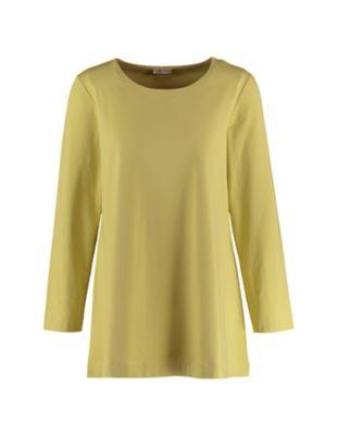 Deerberg Jersey-Shirt Pelin limettengrün