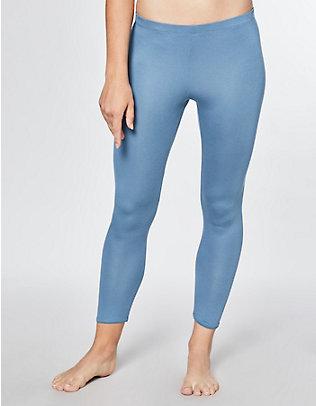 Deerberg Jersey-3/4-Leggings Maja stahlblau