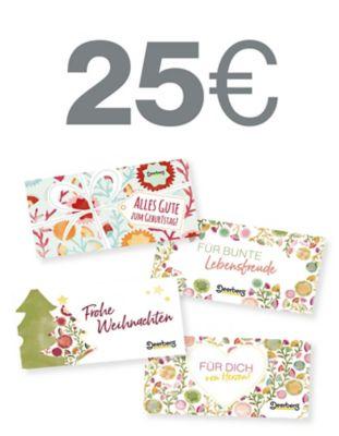 Geschenkgutschein 25 € - Alles Gute Alles Gute