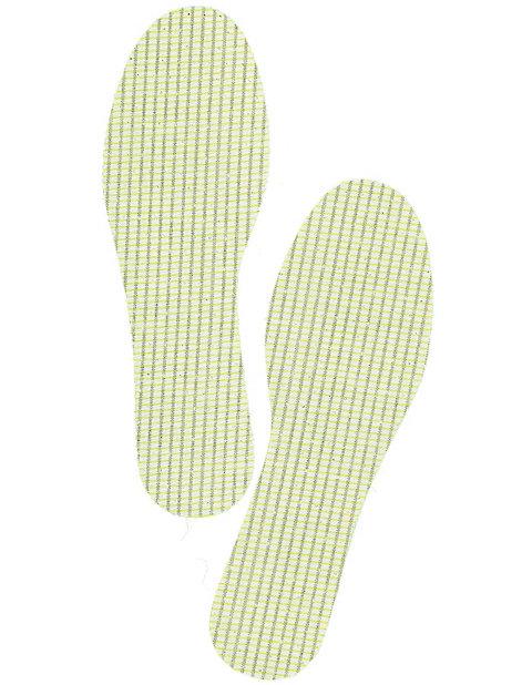 Bergal Fußbetten Latex-Einlegesohle
