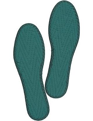 Fußbetten Moos-Einlegesohle