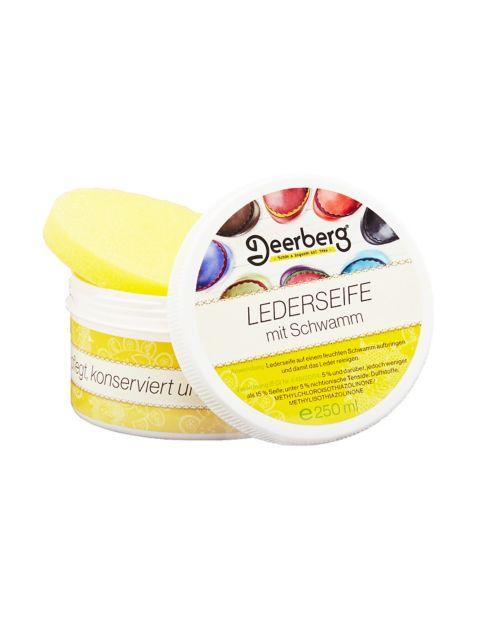 Pflegemittel Deerberg-Lederseife, Beige