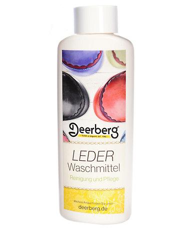 Pflegemittel Deerberg-Lederwaschmittel farblos