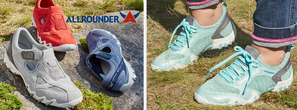 Kaufen Sie Allrounder Schuhe für Damen bei Deerberg