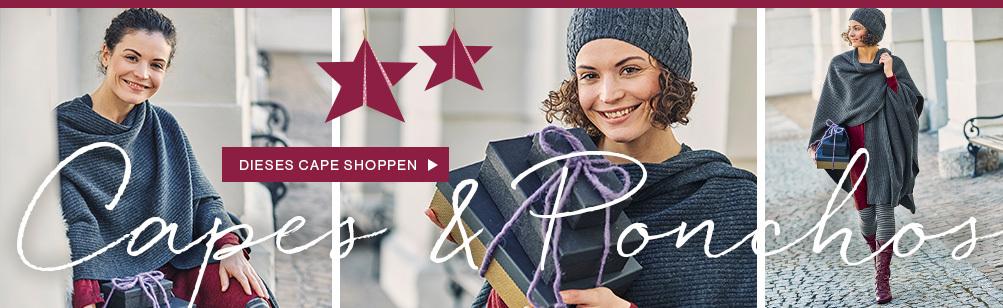 Kaufen Sie Capes für Damen bei Deerberg