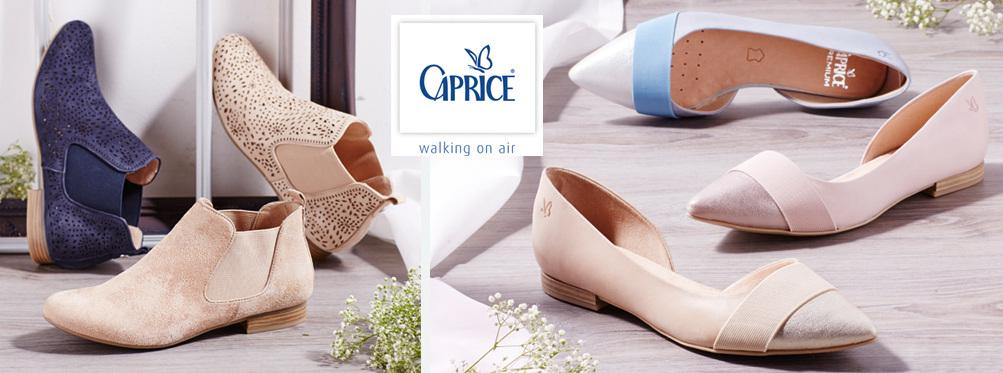 Kaufen Sie Caprice Schuhe für Damen bei Deerberg