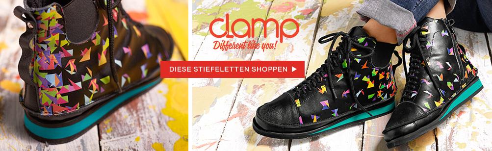 Kaufen Sie Clamp Schuhe für Damen bei Deerberg