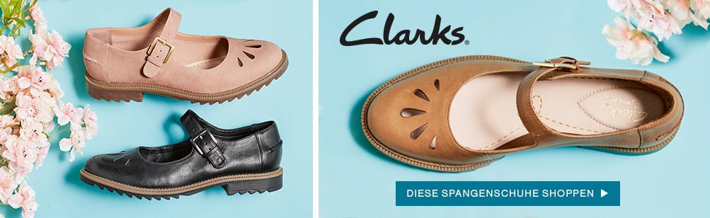 Kaufen Sie Clarks Schuhe für Damen bei Deerberg