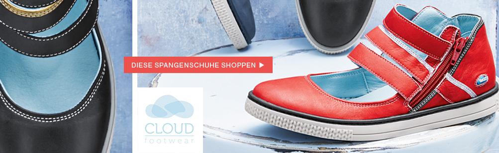 Kaufen Sie Cloud Schuhe für Damen bei Deerberg