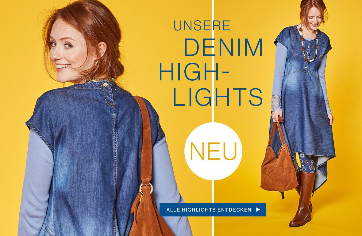 Unsere Demin-Highlights