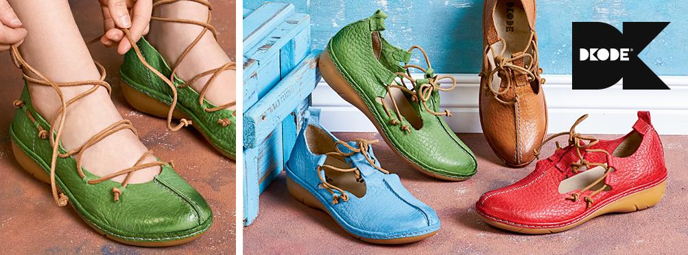 Schuhe von Dkode bei Deerberg
