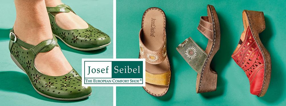 Kaufen Sie Josef Seibel Schuhe für Damen bei Deerberg