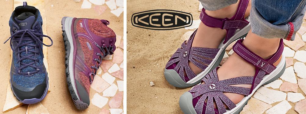 Schuhe von Keen bei Deerberg