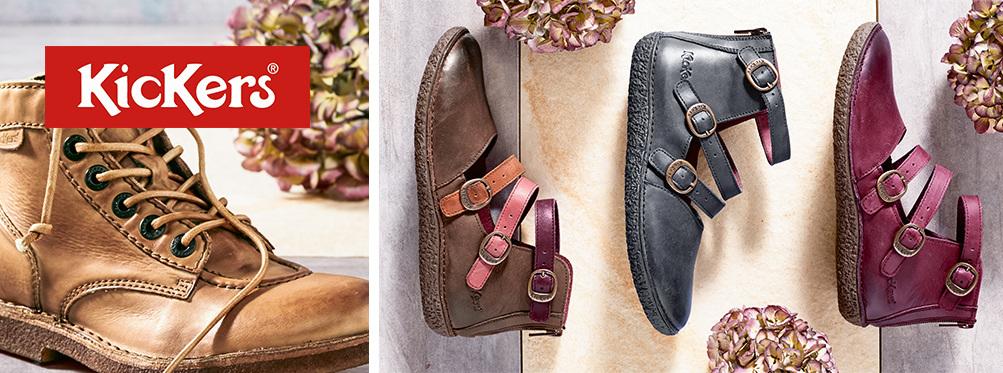 Kaufen Sie KicKers Schuhe für Damen bei Deerberg
