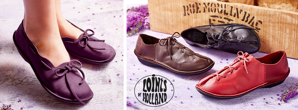 Kaufen Sie Loints of Holland Schuhe für Damen bei Deerberg