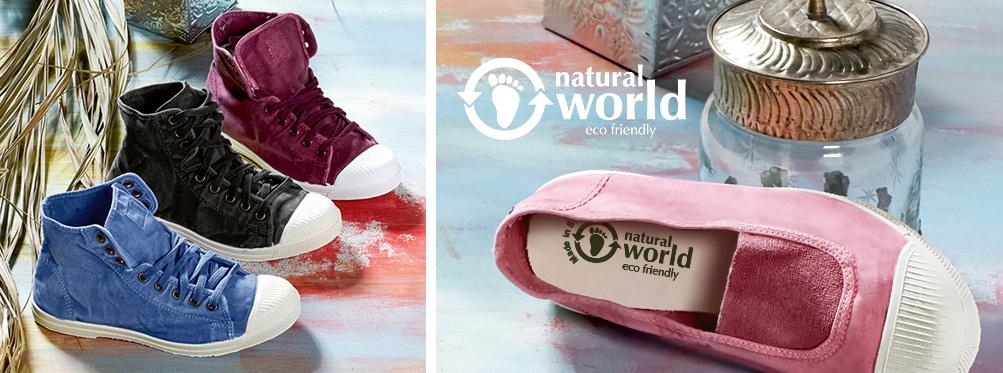 Kaufen Sie Natural World Schuhe für Damen bei Deerberg
