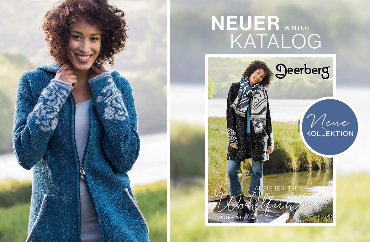Katalog Frühjahr/Sommer bei Deerberg