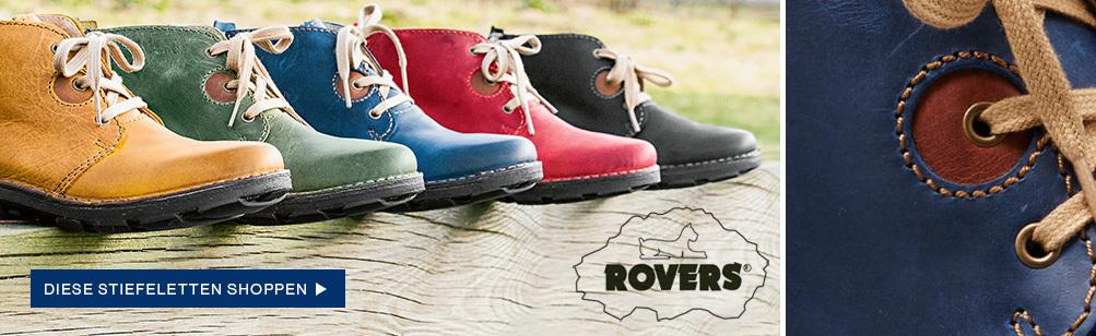 Kaufen Sie Rovers Schuhe für Damen bei Deerberg