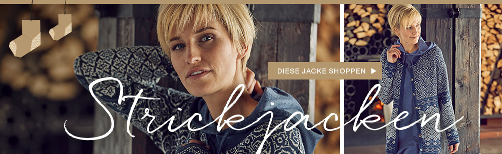 Kaufen Sie Strickjacken für Damen bei Deerberg