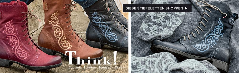 Kaufen Sie Think Schuhe für Damen bei Deerberg