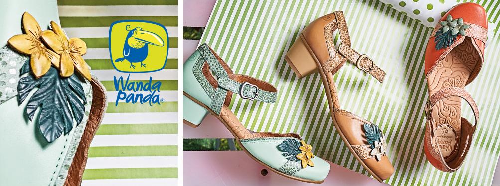 Kaufen Sie Wanda Panda Schuhe für Damen bei Deerberg
