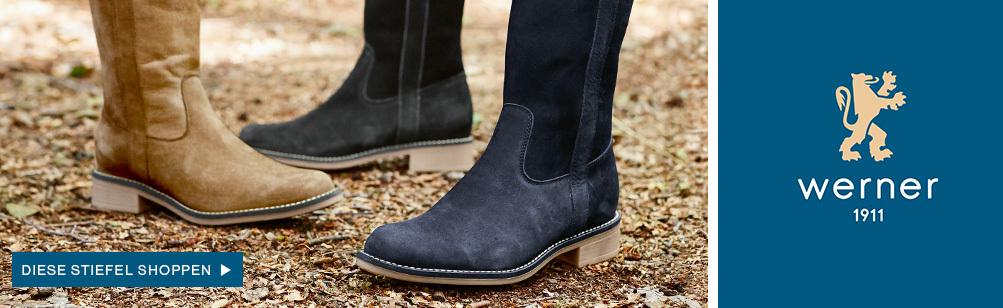 Kaufen Sie Werner Schuhe für Damen bei Deerberg