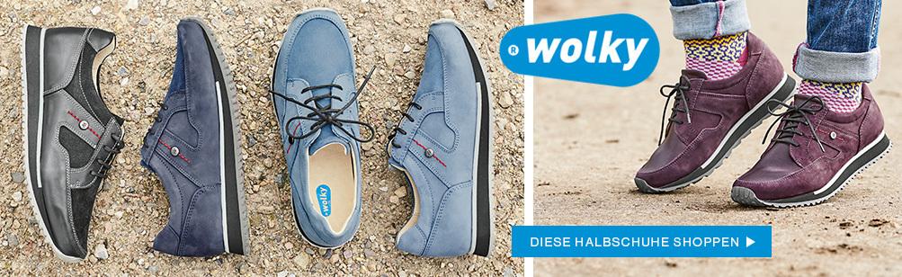 Kaufen Sie Wolky Schuhe für Damen bei Deerberg