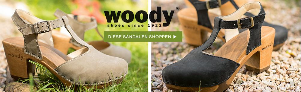 Kaufen Sie Woody Clogs für Damen bei Deerberg
